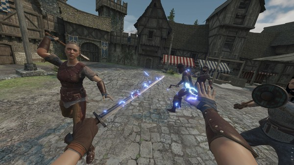 Скриншот №8 к Blade and Sorcery