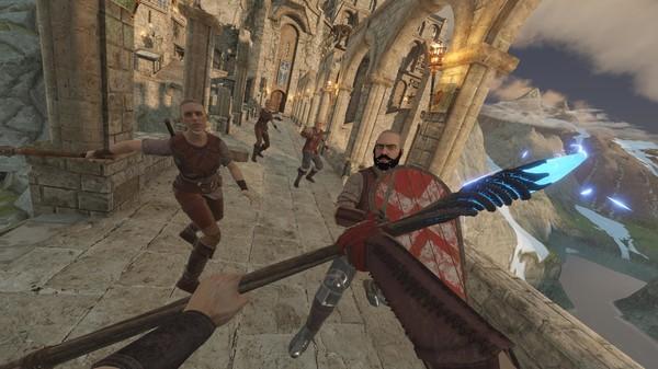 Скриншот №1 к Blade and Sorcery