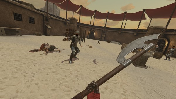 Скриншот №13 к Blade and Sorcery