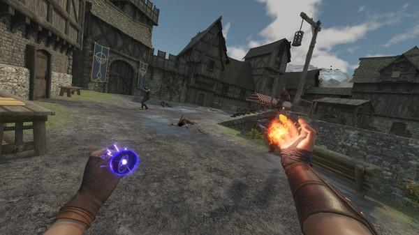 Скриншот №16 к Blade and Sorcery