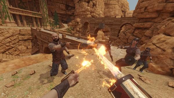 Скриншот №5 к Blade and Sorcery