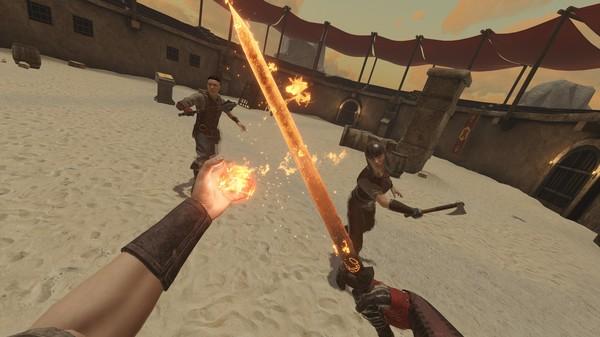 Скриншот №9 к Blade and Sorcery
