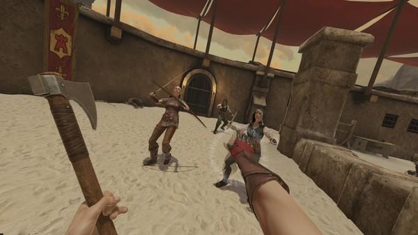 Скриншот №11 к Blade and Sorcery