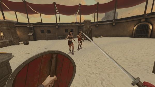 Скриншот №2 к Blade and Sorcery