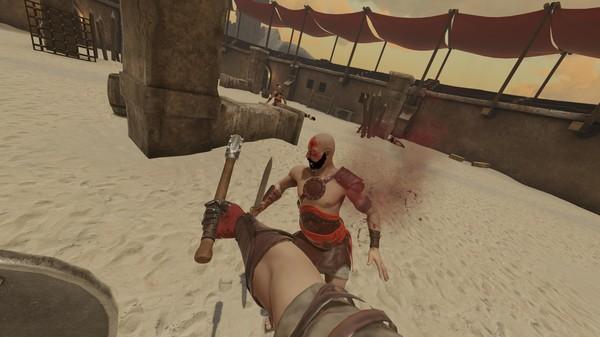 Скриншот №7 к Blade and Sorcery