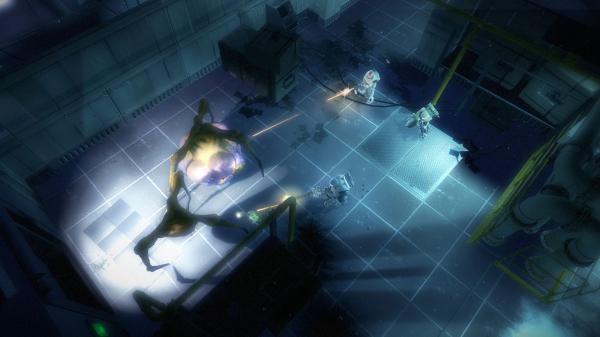 Alien Swarm скриншот