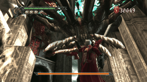 Скриншот №8 к Devil May Cry HD Collection