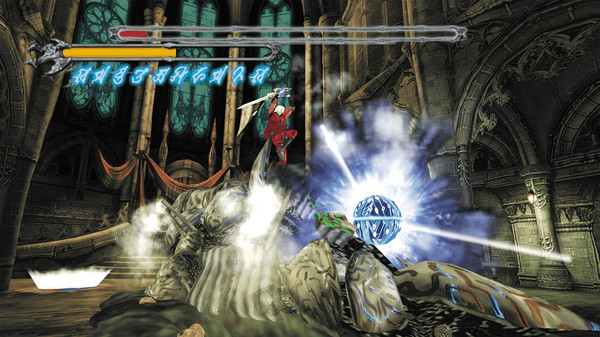 Скриншот №2 к Devil May Cry HD Collection