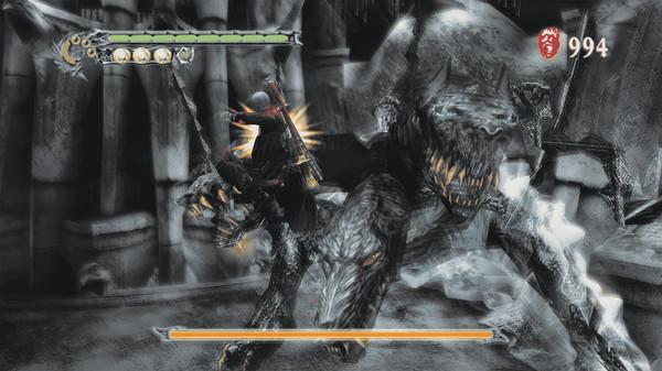 Devil May Cry 2 скриншот