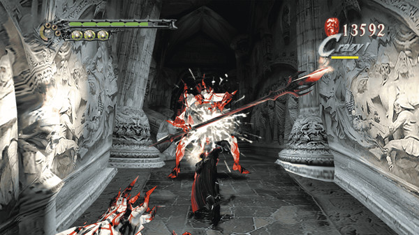 Скриншот №12 к Devil May Cry HD Collection