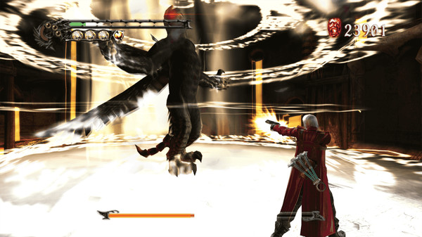 Скриншот №7 к Devil May Cry HD Collection