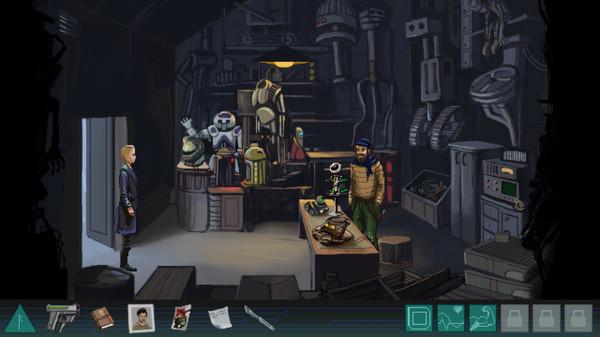 Whispers of a Machine скриншот