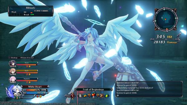 Скриншот №10 к Cyberdimension Neptunia 4 Goddesses Online