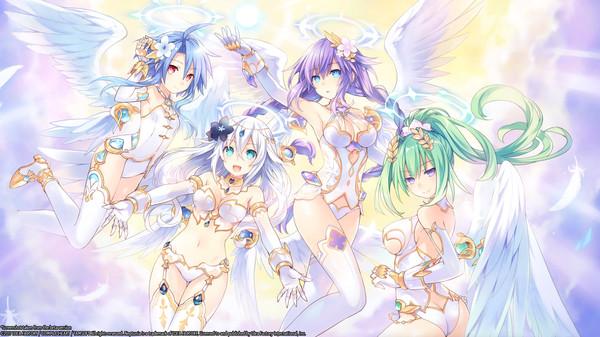 Скриншот №13 к Cyberdimension Neptunia 4 Goddesses Online