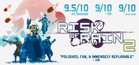 Risk of Rain 2 Cover Image