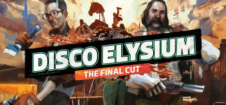 Disco Elysium Cover Image