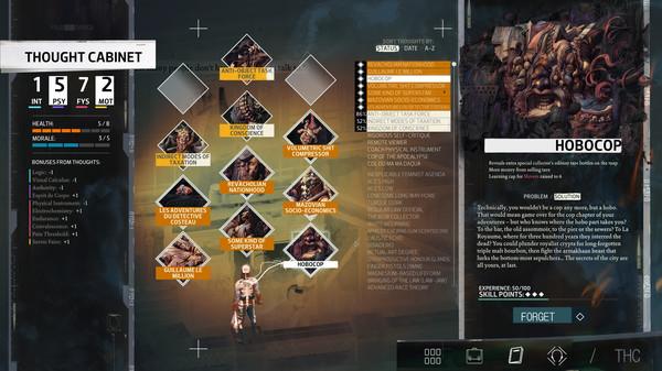 Скриншот №4 к Disco Elysium - The Final Cut