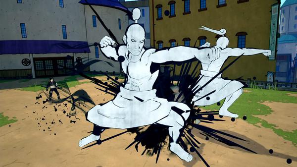 Скриншот №8 к NARUTO TO BORUTO SHINOBI STRIKER