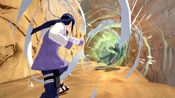 Скриншот №10 к NARUTO TO BORUTO SHINOBI STRIKER