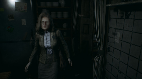 Скриншот №24 к Remothered Tormented Fathers