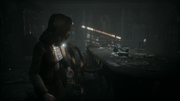 скриншот Remothered: Tormented Fathers 3