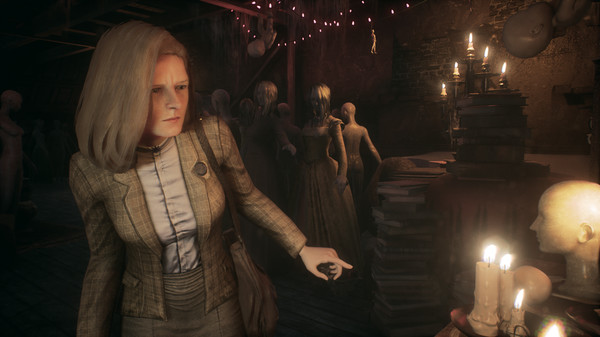 Скриншот №7 к Remothered Tormented Fathers