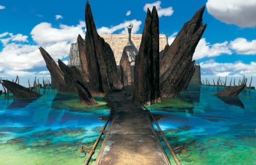 Riven: The Sequel to Myst скриншот