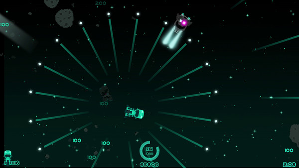 Screenshot of Cyberhunt