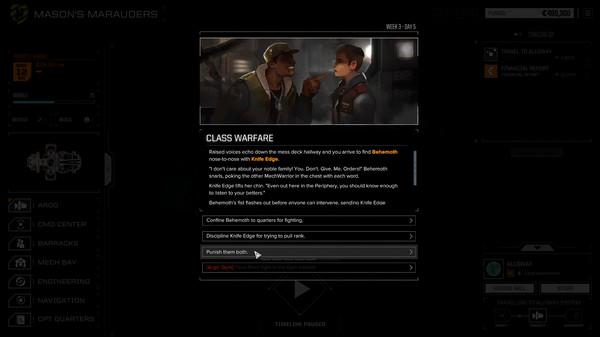 Скриншот №10 к BATTLETECH