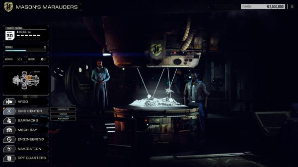 Скриншот №9 к BATTLETECH