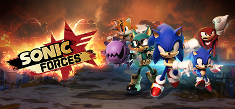 Sonic Forces Cover Image