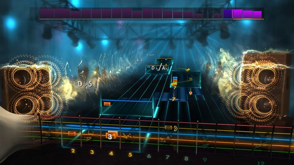 Скриншот №5 к Rocksmith® 2014 Edition – Remastered – 70s Mix Song Pack II
