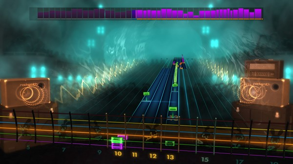 Скриншот №3 к Rocksmith® 2014 Edition – Remastered – 70s Mix Song Pack II