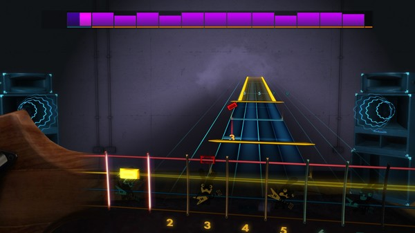 Скриншот №1 к Rocksmith® 2014 Edition – Remastered – 70s Mix Song Pack II