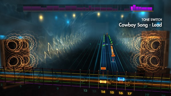 Скриншот №4 к Rocksmith® 2014 Edition – Remastered – 70s Mix Song Pack II
