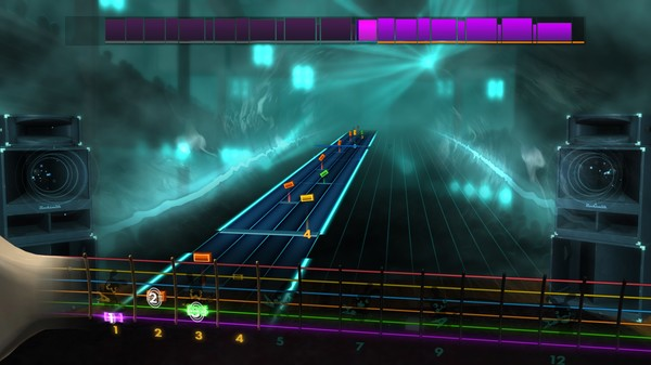"""Скриншот №2 к Rocksmith® 2014 Edition – Remastered – Jim Croce - """"Time in a Bottle"""""""