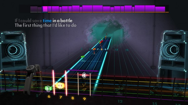 """Скриншот №1 к Rocksmith® 2014 Edition – Remastered – Jim Croce - """"Time in a Bottle"""""""