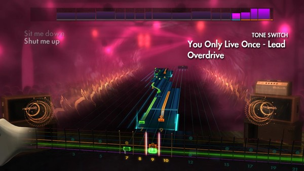 Скриншот №1 к Rocksmith® 2014 Edition – Remastered – The Strokes Song Pack II