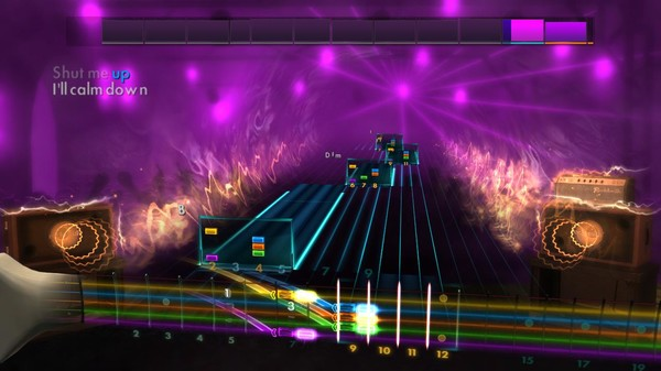 Скриншот №3 к Rocksmith® 2014 Edition – Remastered – The Strokes Song Pack II