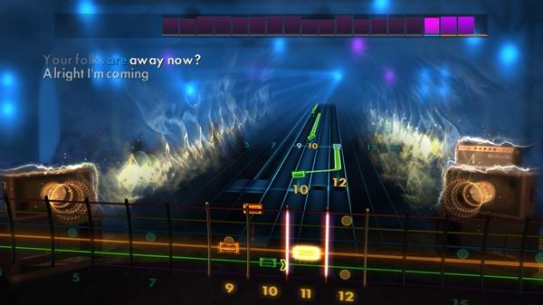 "Скриншот №3 к Rocksmith® 2014 Edition – Remastered – The Strokes - ""1251"""