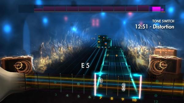 "Скриншот №2 к Rocksmith® 2014 Edition – Remastered – The Strokes - ""1251"""