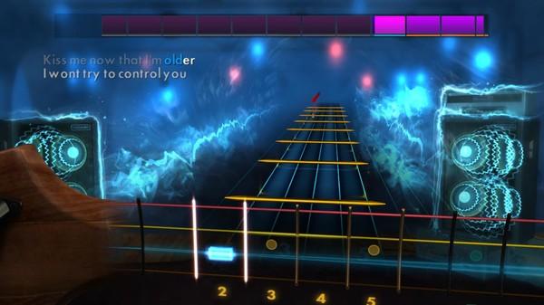 "Скриншот №1 к Rocksmith® 2014 Edition – Remastered – The Strokes - ""1251"""