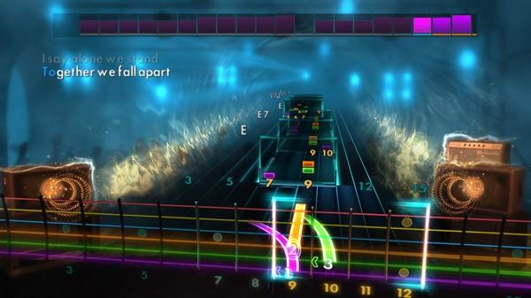 "Скриншот №1 к Rocksmith® 2014 Edition – Remastered – The Strokes - ""Someday"""