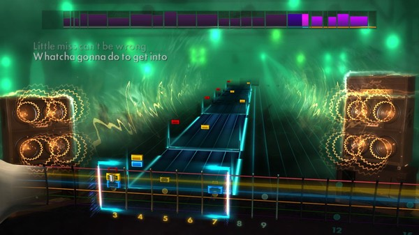 "Скриншот №2 к Rocksmith® 2014 Edition – Remastered – Spin Doctors - ""Little Miss Cant Be Wrong"""