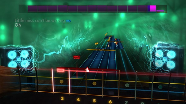 "Скриншот №1 к Rocksmith® 2014 Edition – Remastered – Spin Doctors - ""Little Miss Cant Be Wrong"""
