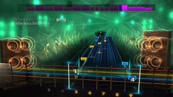 "Скриншот №3 к Rocksmith® 2014 Edition – Remastered – Spin Doctors - ""Little Miss Cant Be Wrong"""
