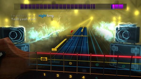 "Скриншот №4 к Rocksmith® 2014 Edition – Remastered – Tom Cochrane - ""Life is a Highway"""