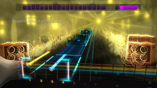 "Скриншот №2 к Rocksmith® 2014 Edition – Remastered – Tom Cochrane - ""Life is a Highway"""
