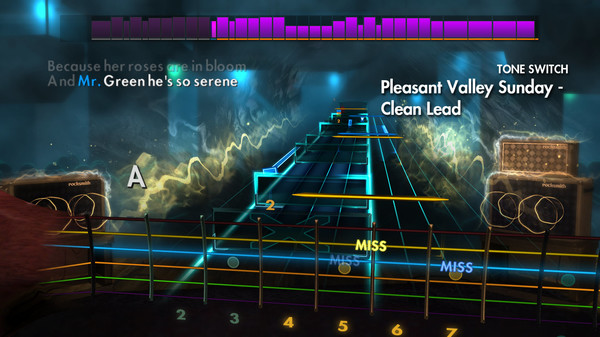 Скриншот №2 к Rocksmith® 2014 Edition – Remastered – The Monkees Song Pack
