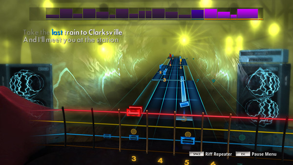 "Скриншот №5 к Rocksmith® 2014 Edition – Remastered – The Monkees - ""Last Train to Clarksville"""